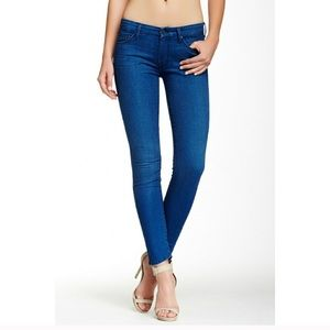 • Mother • The Looker Skinny Bright Eyes Jeans 26